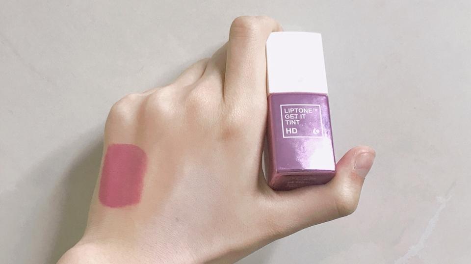 쿨톤분들께 잘어울리는 핑크에용 살짝 보라끼가 돌아요