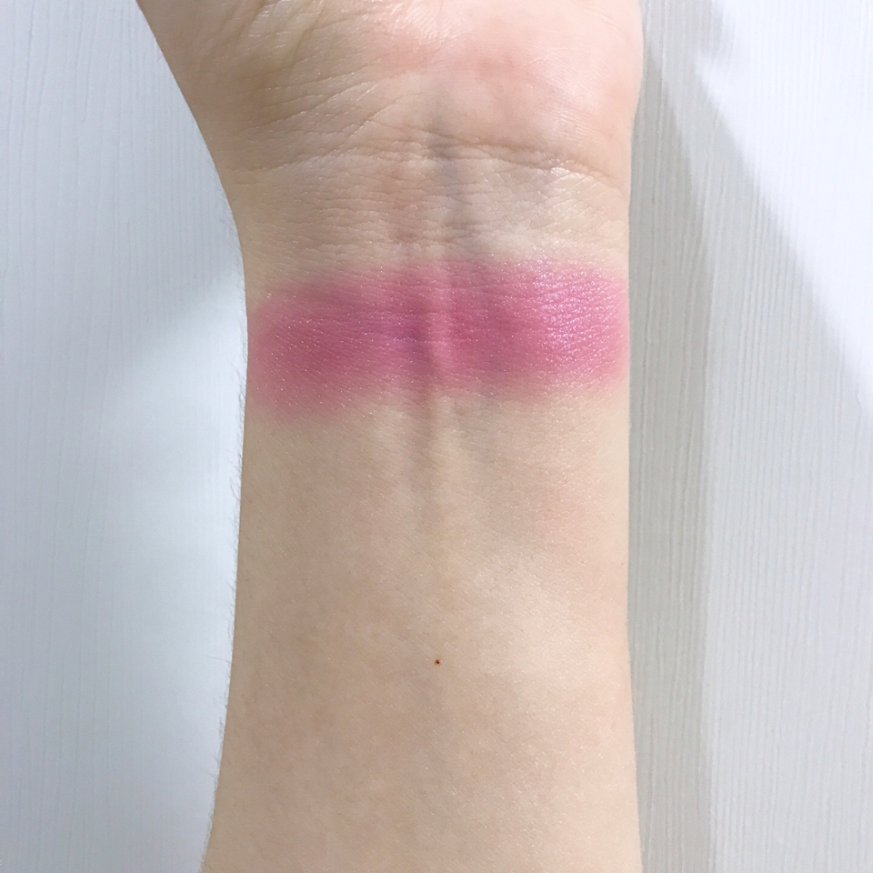 예쁜 보라빛 핑크예요~