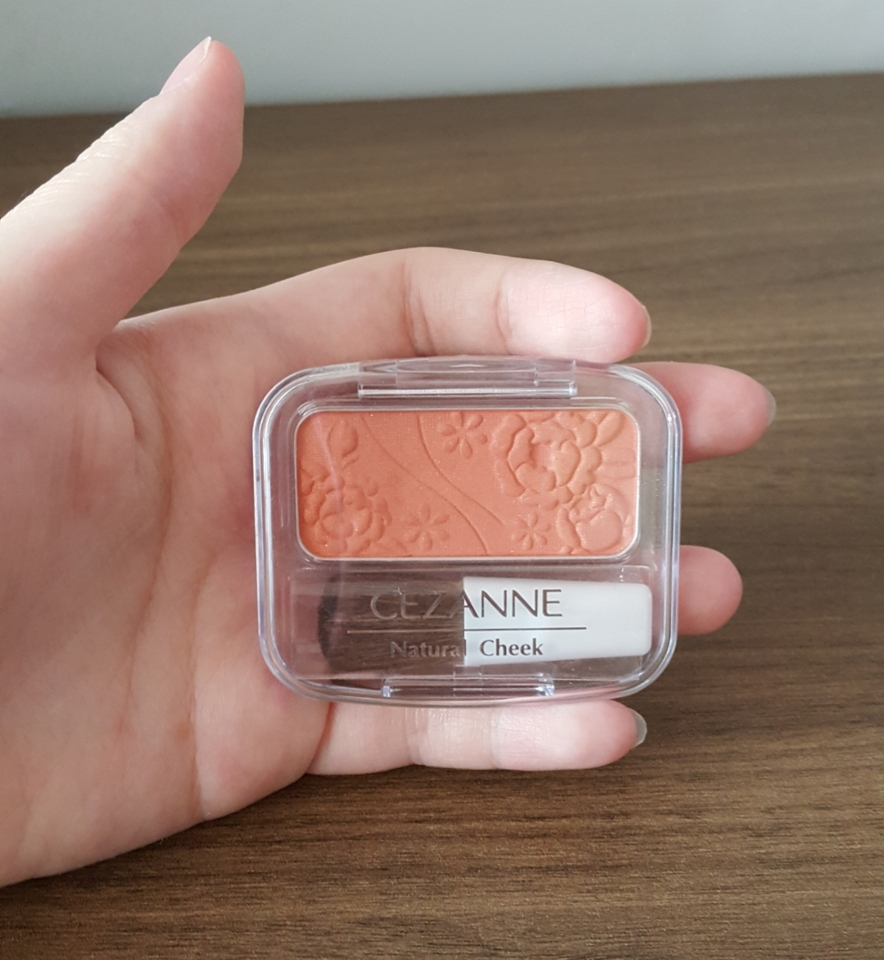 이런 오렌지오렌지한 컬러에요!