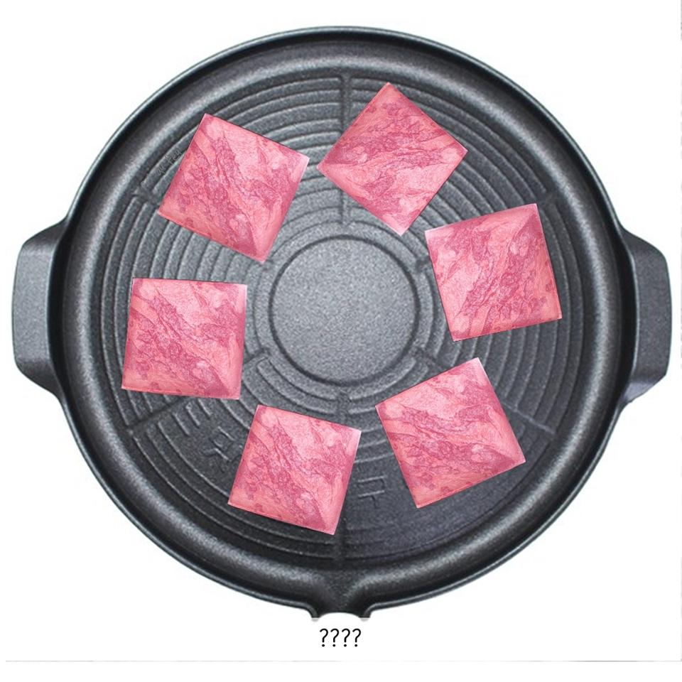 괜히 불판에 올려보고싶은 비주얼 ㅎㅎㅎㅎ 역시 돼지고기는 한돈입니다! (응?)  그럼 한정이니 얼른 겟하세욧!!