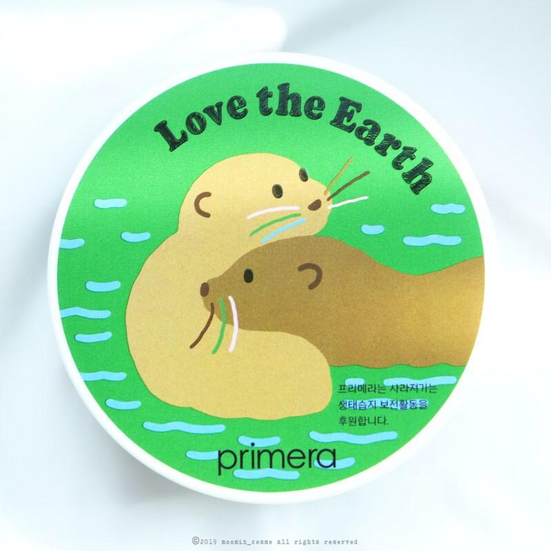 그리고 이번 프리메라 알파인 베리 워터리 크림 에는  저렇게 너무너무 귀여운 수달이 뙇 ㅠㅠㅠㅠ!    다들 아시겠지만 프리메라는 환경을 생각하고  보호하는데 힘쓰는 착한 브랜드잖아요!  이번에는 LOVE THE EARTH , 생태습지캠페인에 참여한다고 하더라구요!    제품력도 좋고 마음까지도 착한 브랜드 , 프리메라 b