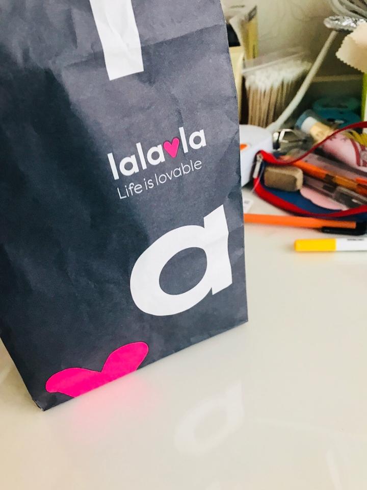 저는 랄라블라에서 샀어요