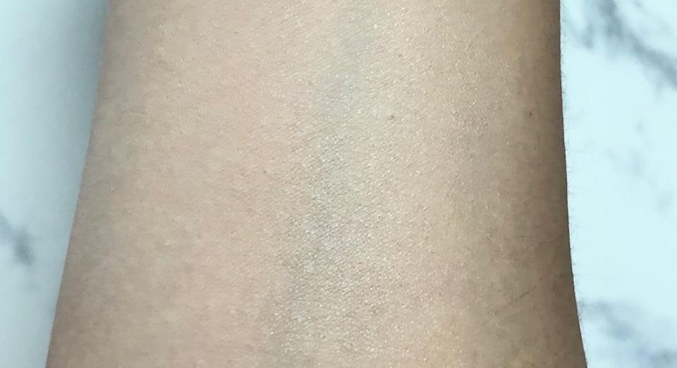 굉장히 자연스럽고 쫀쫀하게 피부에 발린답니드