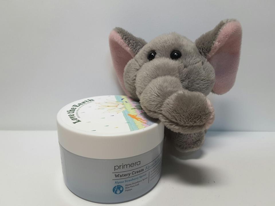'코끼리도 좋아하는 착한 수분크림' 컨셉을 잡아봤어용 케케