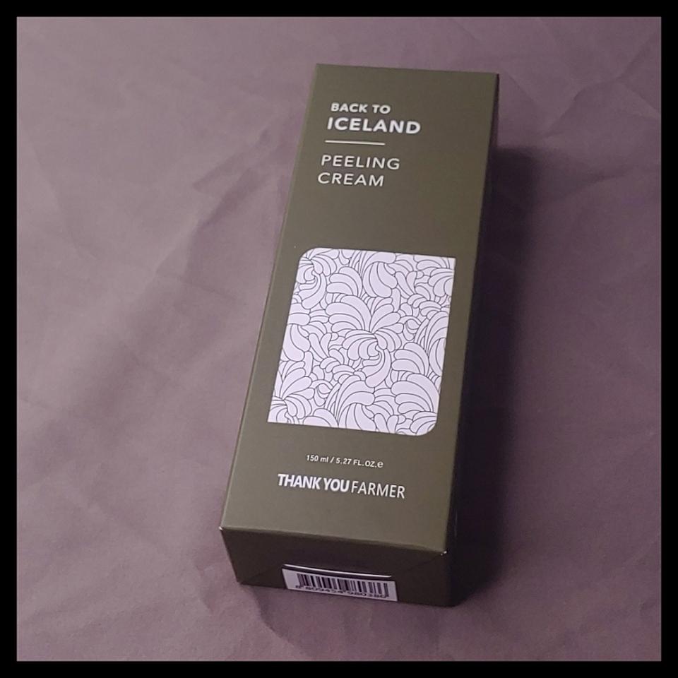 땡큐파머  브랜드도 sns 하면서 종종 보던 브랜드인데 제품 사용은 처음 해 봅니다~!!  차분한 녹색의 외관 디자인이에요~!!