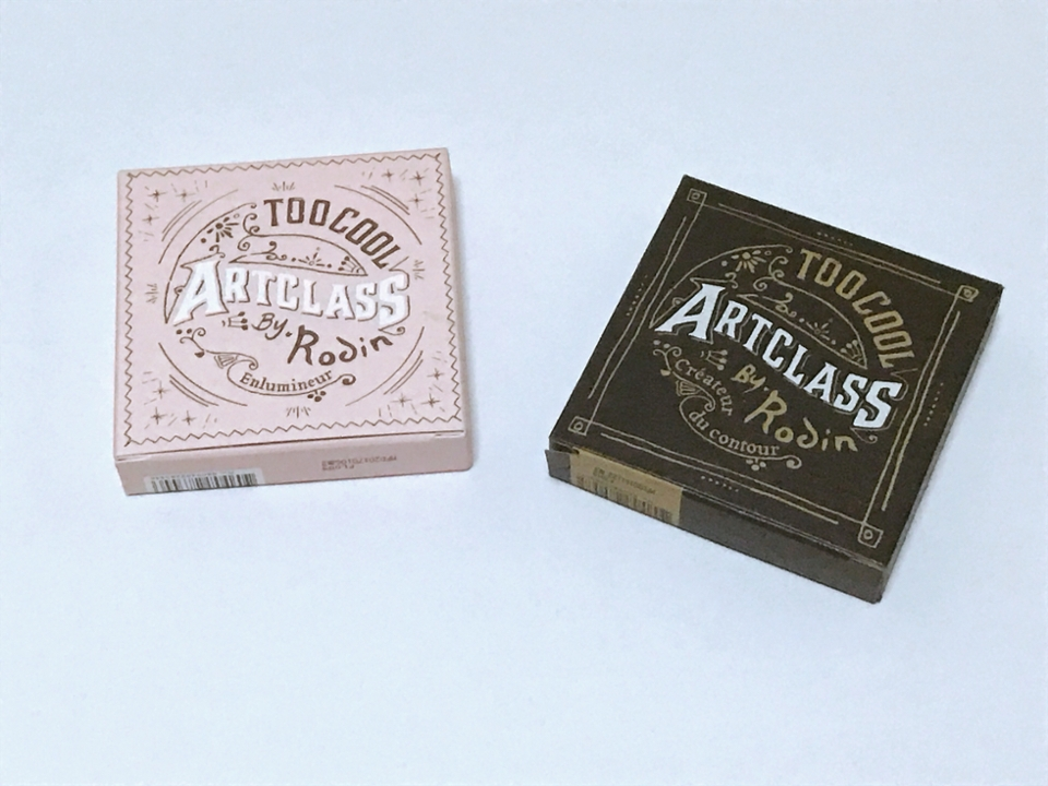 두 제품을 같이 찍어서 사진이 겹치네요😅 역시나 예쁜 박스! 그래도 박스는 하이라이터가 더 예쁘네요
