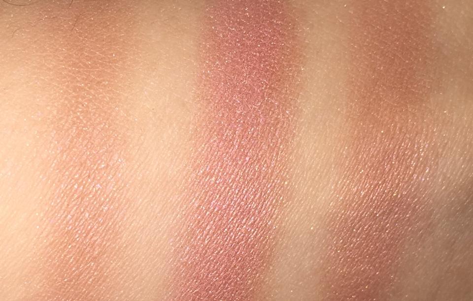 후레쉬 터트린것  ))펄이영롱한 핑크갈색 컬러예요