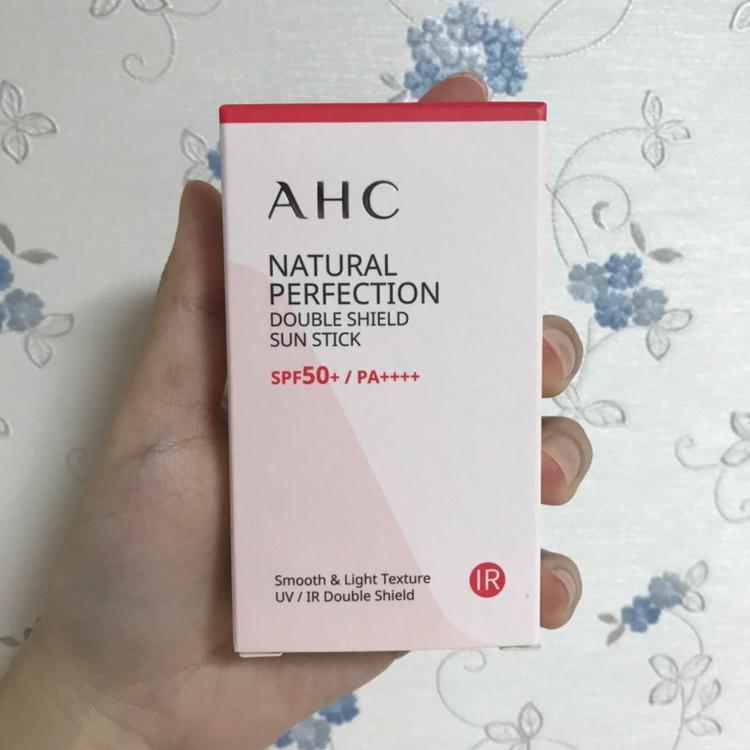AHC 선스틱 유명해서 한번 사용해본적이 있는데 이렇게 다른 제품도 사용해 볼 수 있어서 너무 좋네요!!