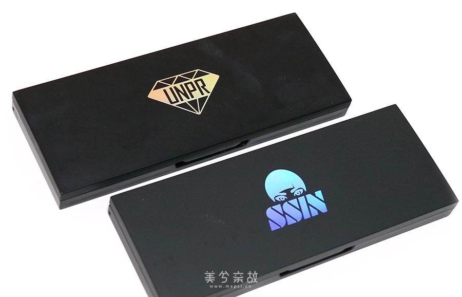 멀티 드로잉 컨투어 키트에요. 요 제품은 이미 가지고 있는 제품 ! 위에가 기존 컨투어 키트고, 아래가 씬님 컨투어 키트에요.