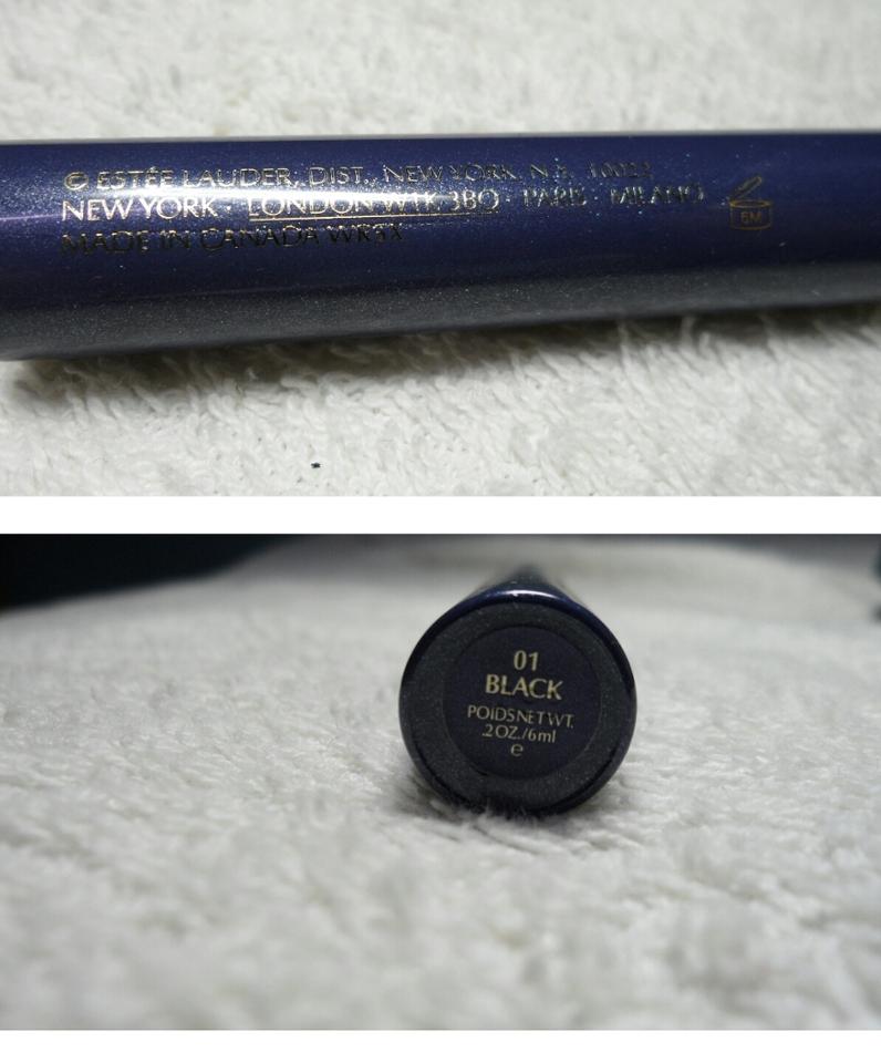 메이드인 캐나다고 용량은 6ml, 색상은 블랙이예요 유통기한은 6개월로 대부분 마스카라가 3개월인 거에 비해 조금 긴 편이예요
