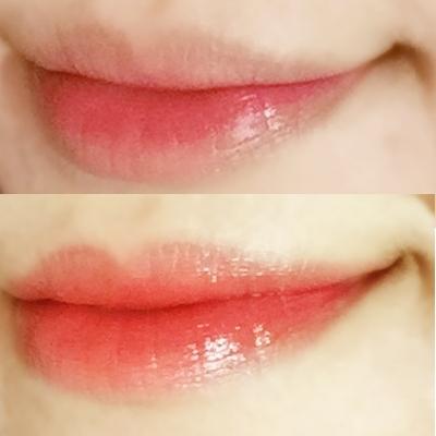 립은 착색이 쩌는 틴트로 입술 중앙부분을 중심으로 발라주고  촉촉하고 광택이 도는 립스틱을 입술 전체에 발라 촉촉하면서도 지속력 좋은 립을 만들어줬어용!