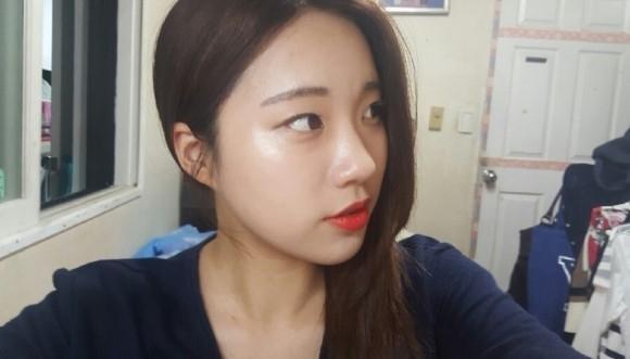 나은의 팅커벨 메이크업 완성!