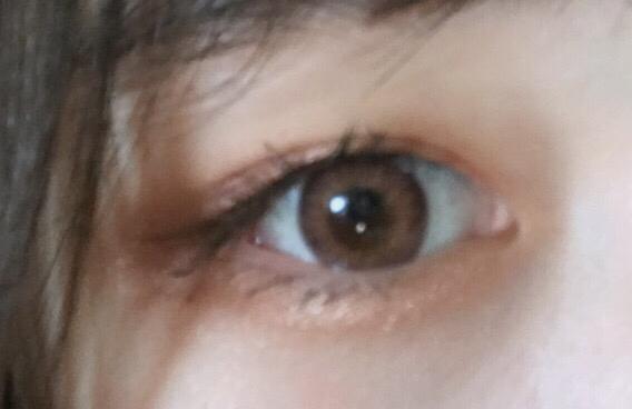 자 렌즈를 껴봤습니다! ㅎㅎ힣 눈 또렷해보이고 이쁘더라구요