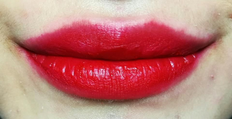 입술과 피부는 다르니까 따로 보여드려요  페리페라 틴트입니다요 (・∀・)