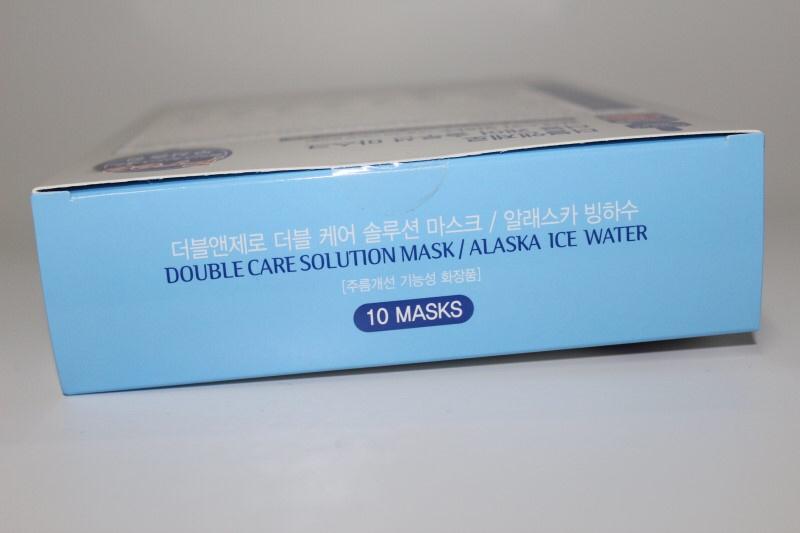 알래스카 빙하수를 가득 담아 피부에 촉촉한 수분감을 공급해주면서 쿨링효과로 피부온도를 낮춰주고 진정효과까지 ! 👍👍👍