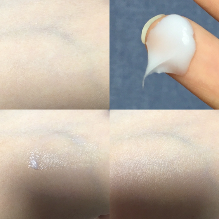 손등 테스트 골고루 잘 펴발라주면 건조했던 피부가 너무 촉촉하지도 않게 마무리가 됩니다👍👍