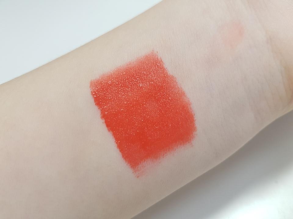 자몽 오렌지 ㅜㅜㅜㅜ💖💕💕💕💖💓💕💓  색 정말 너무 예쁜데 착색이..하...