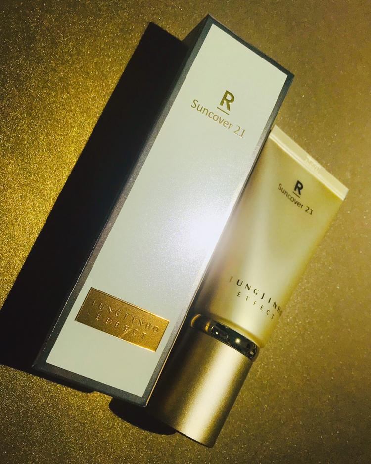 자외선으로 부터 피부를 보호하고 자연스러운 커버력으로 균일한 피부톤을 만들어 주는 #정진호이펙트 R선커버      