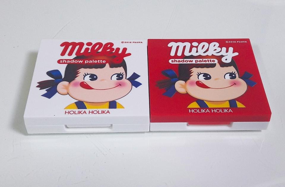 이거는...증말... 케이스 너무 귀엽지 않나요?ㅠㅠ 단순 프린팅이 아니라서 오래 이 모양 유지할거 같아요 그냥 보고 있기만해도 행벅♥ 왼쪽이 2호 밀크카라멜이고 오른쪽이 1호 딸기카라멜입니다!