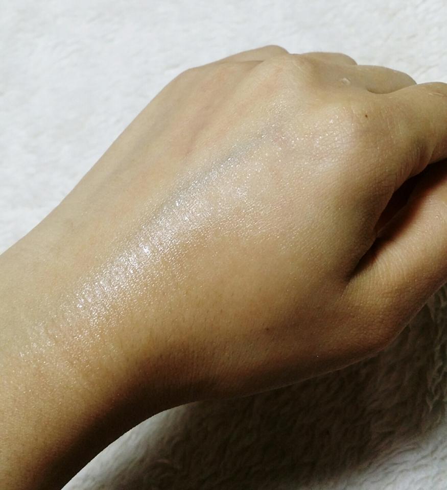 분사력은 정말 똥이에요ㅠ 막 동그란 물방울 얼굴에 그대로 있고  그래도 흡수는 금방되니까요!