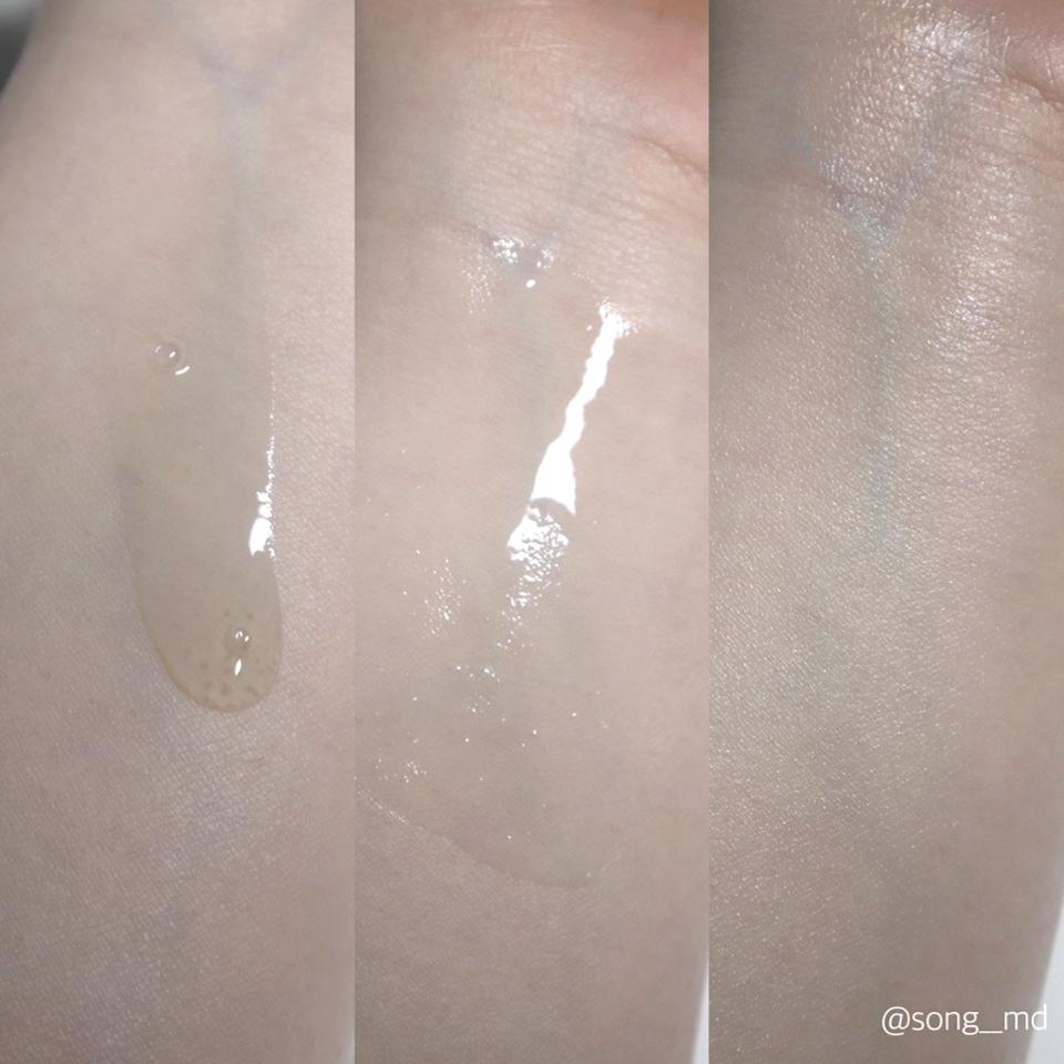 인진쑥 추출물이 85% 함유되어 맑은 피부로 가꿔주고  Time-Drop 공법으로 한방울씩 쑥의 유효한 성분만 쏙쏙  추출 했다고 해요 :)  
