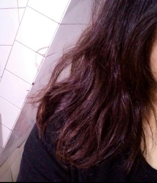 파마와 염색으로 쓰레기가 된 제 머리결을