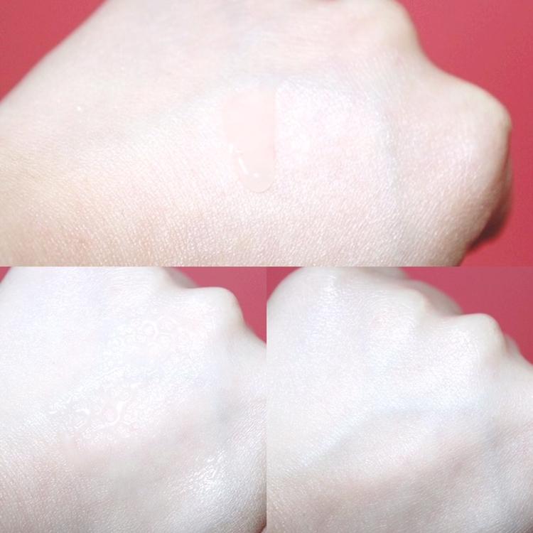 저분자,중분자,고분자로 구성된  8종 히알루론산으로 피부에 차곡차곡 수분쌓기!  촉촉하고 부드러운 발림성과 쫀쫀한 제형으로 하루종일 촉촉한 피부상태를 유지하게 도와주는데요 😊😊💙