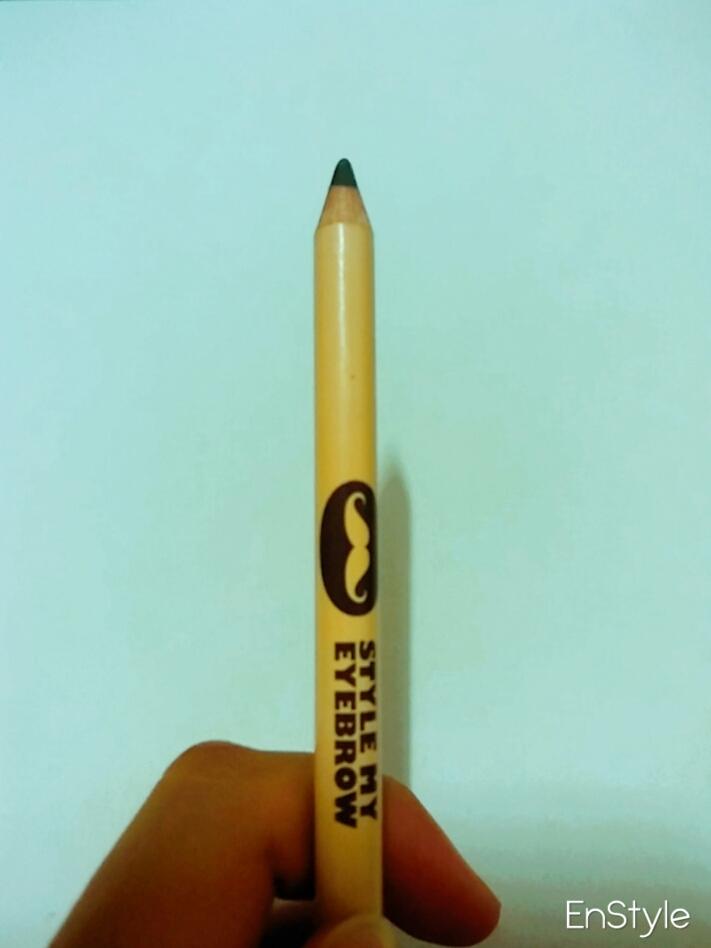 뾰족한 연필 아이브로우 수업시간에 연필 없을때 써도될까??😂😂 일단 디자인 통과!!