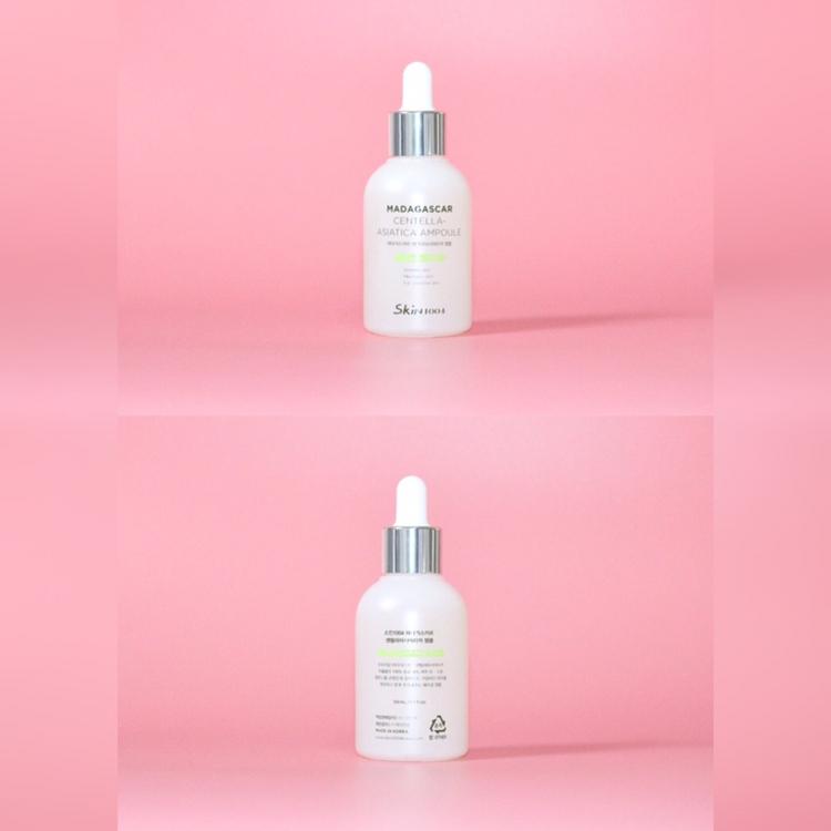 너무 유명한 센텔라아시아티카 앰플 💚  만족도도 높은 센텔라앰플 추천!  대용량 앰플로 가성비 좋은 피부진정 화장품!