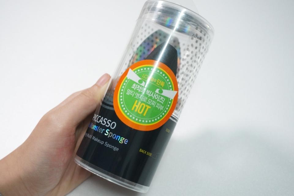 사용해본 스펀지중 가장 맘에 든 블랙 몬스터 스펀지