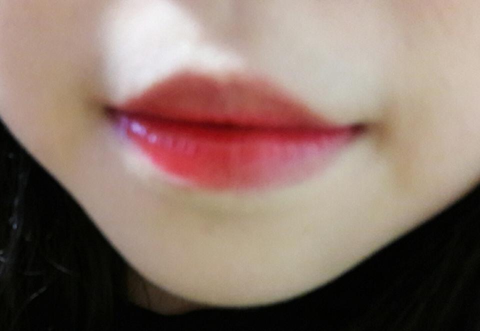 입술 발색샷 참고해주세요~~~😗